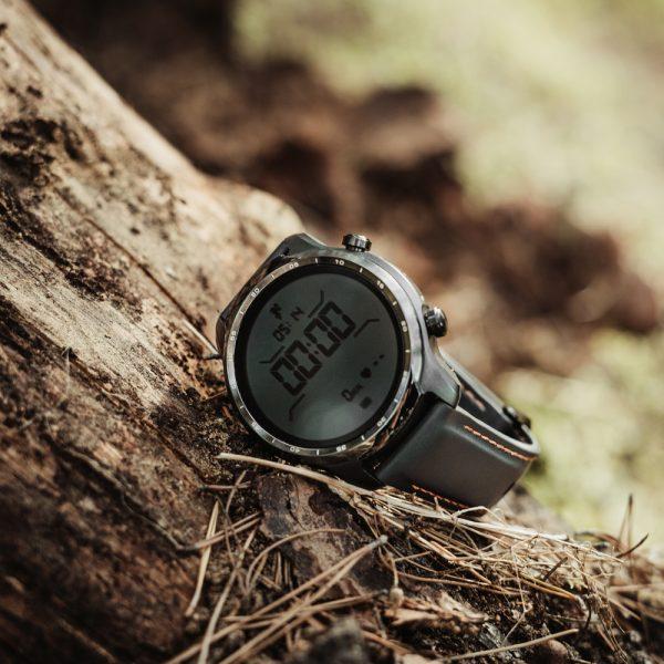 Ticwatch Pro 3 GPS навън