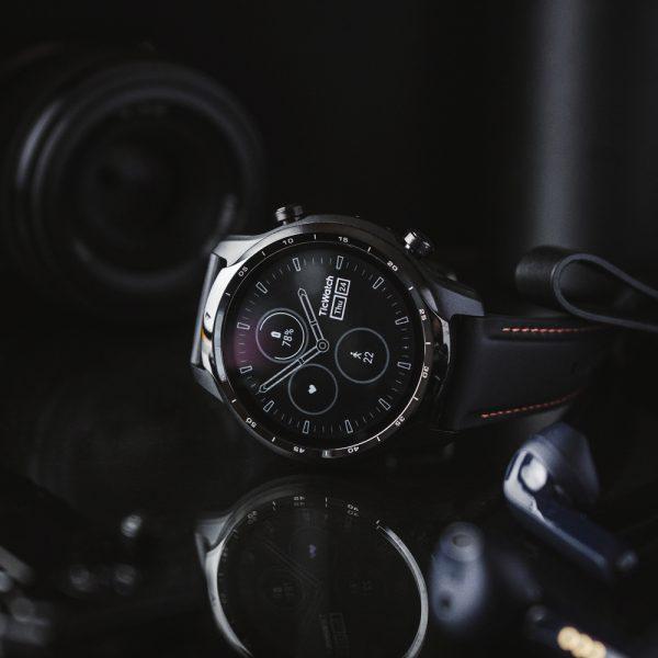 Ticwatch Pro 3 GPS стилен