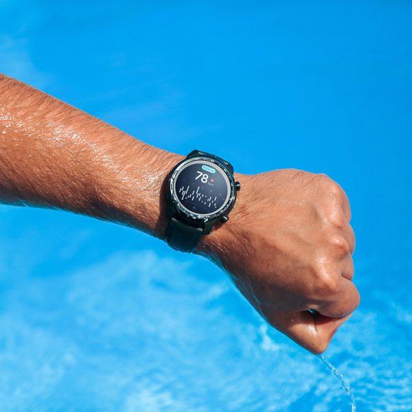 TicWatch Pro 3 GPS водоустойчив