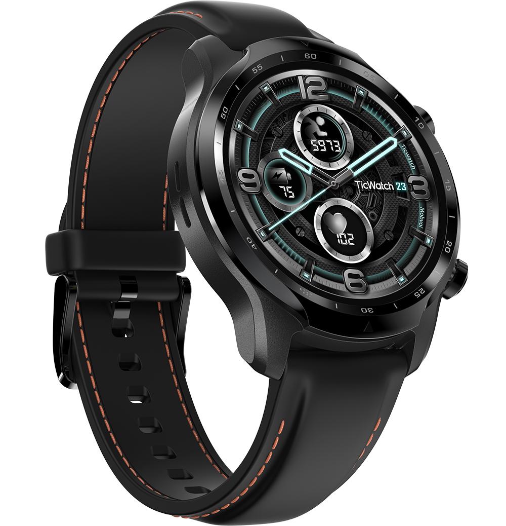 смарт часовник Ticwatch Pro 3 GPS